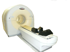 Philips GLX used PET-CT