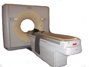 Used CT scanner Philips Brilliance