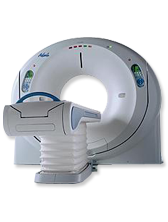 CT scanner from Toshiba