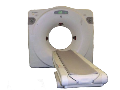 Used CT scanner from GE