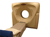 Philips used CT scanner