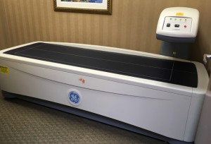 GE Lunar Prodigy Bone Densitometer